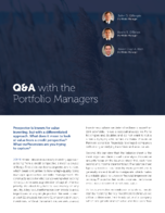 Q&A with Prospector Partners _Cover